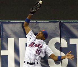 Endy Chavez Catch